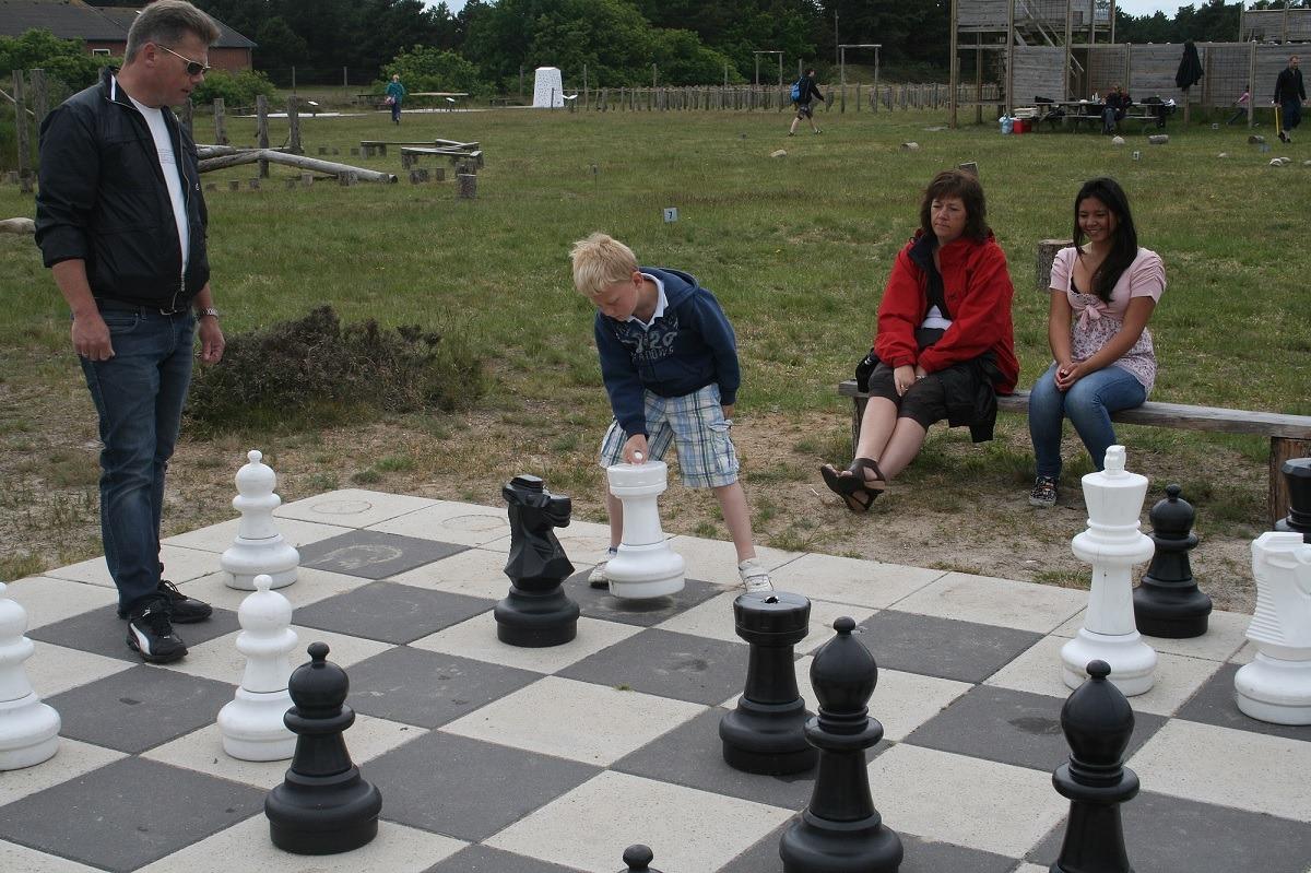 skak på Rømø