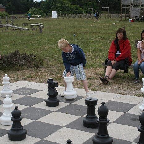 XXXL skak - har du brikker nok til at vinde?