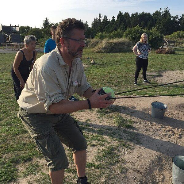 teambuilding rømø legepark